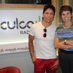 Jair Ramirez en hable con Gloria