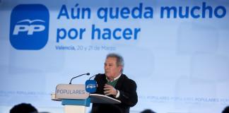 Alfonso Rus, expresidente de la diputación valenciana