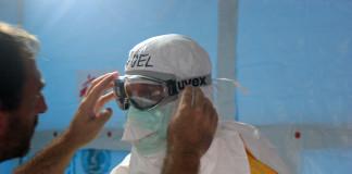 Enfermera británica es dada de alta, tras ser ingresada por tercera vez en el hospital por el virus del ébola. Imagen de archivo.