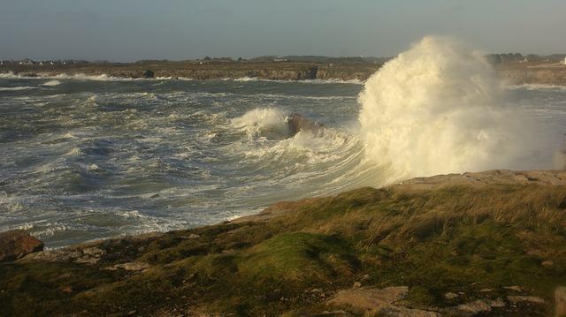 Henry es la octava tormenta que azota este invierno a Gran Bretaña. Imagen de archivo.