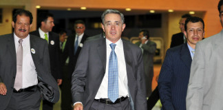 Detienen al hermano de Álvaro Uribe.