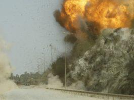 Explosión en Kabul