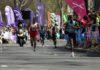 Maratón de Londres, 2016
