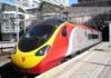 Huelga de trenes del sur en Reino Unido.