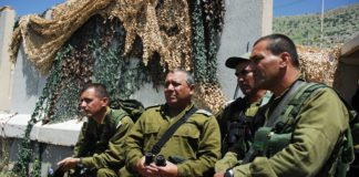 Fuerzas Armadas de Israel. Imagen de archivo.