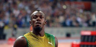 Usain Bolt hace historia en los Juegos Olímpicos. Imagen de archivo.