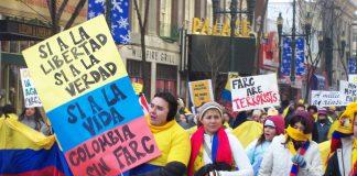 Colombia rechaza el acuerdo de paz. Imagen de archivo.