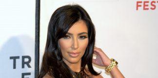 La estrella de televisión, Kim Kardashian. Imagen de archivo.