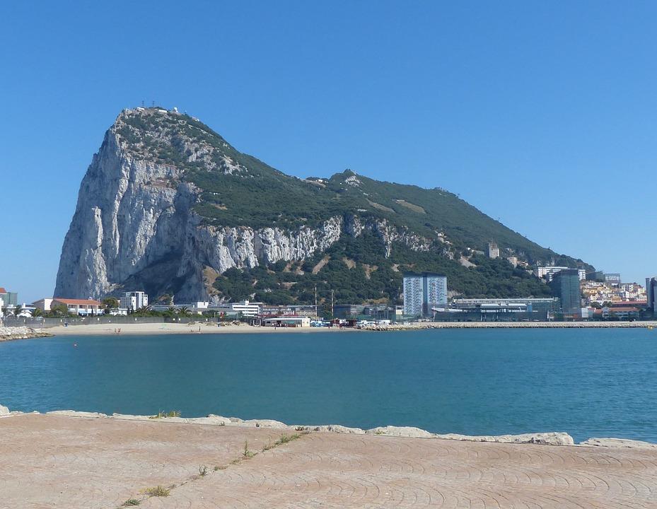 El peñón de Gibraltar. Imagen de archivo.