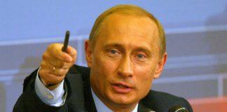 El presidente ruso, Vladímir Putin. Imagen de archivo.