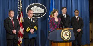 La ex fiscal general de Estados Unidos, Sally Yates. Imagen de archivo.