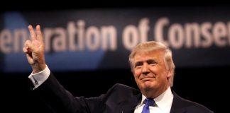 El presidente de Estados Unidos, Donald Trump. Imagen de archivo.