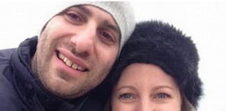 Rebecca Steinfeld y Charles Keidan. PinkNews.