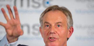 El ex primer ministro británico, Tony Blair. Imagen de archivo.