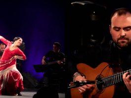 El guitarrista Santiago Lara. Imagen de archivo.