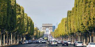 El ataque se produjo en la avenida de los Campos Elíseos de París. Imagen de archivo.