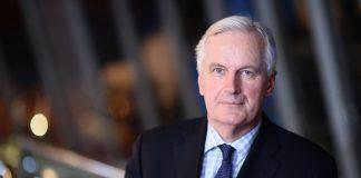 Michel Barnier, principal negociador del Brexit de la UE. Imagen de archivo.