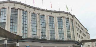 El atentado frustrado tuvo lugar en la Estación Central de Bruselas. Imagen de archivo.