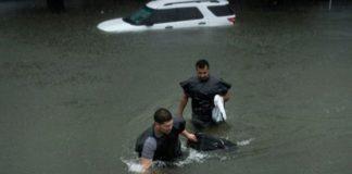Inundaciones en Houston tras el paso de la tormenta Harvey. Animal Político.