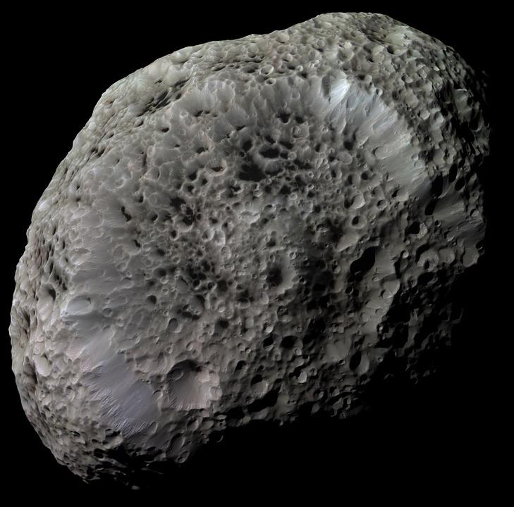 El asteroide Florence pasará muy cerca de La Tierra. Imagen de archivo.