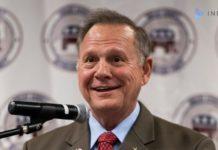 Roy Moore, candidato republicano al Senado. Politifact.