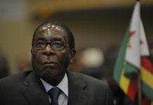 Robert Mugabe, presidente de Zimababue. Imagen de archivo.