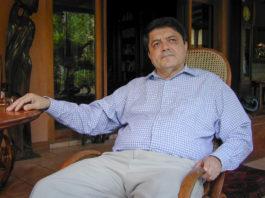 El escritor, Sergio Ramírez. Imagen de archivo.