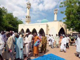 Mezquita en el Estado de Adamawa. LaRed21.