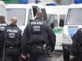 Policías alemanes. LaPrensa.hn