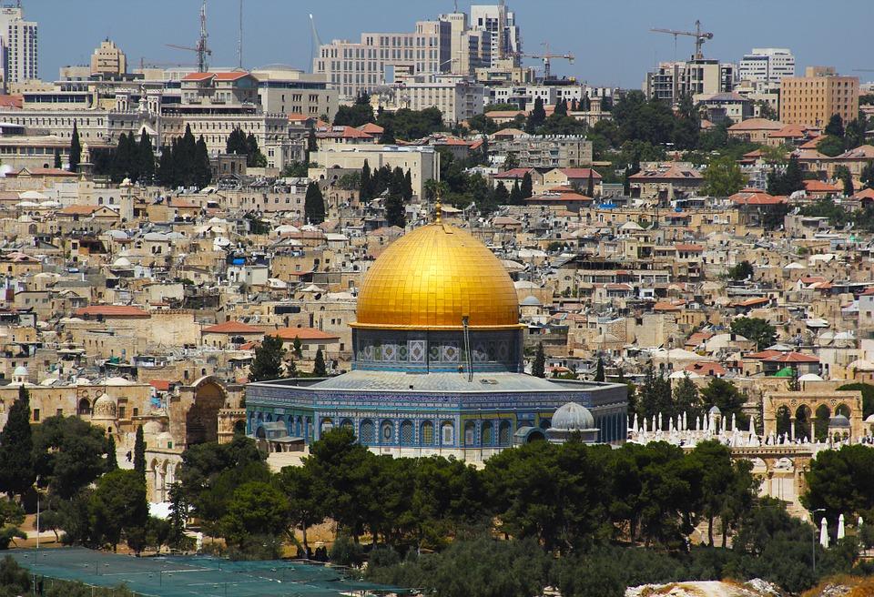 Trump reconoce a Jerusalén como la capital de Israel. Imagen de archivo.