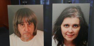 David y Louise Turpin, acusados de secuestrar a sus 13 hijos. El Nuevo Diario.