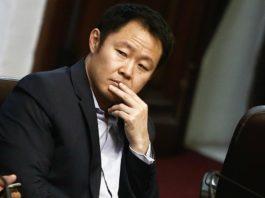 El parlamentario Kenji Fujimori renuncia como parlamentario. Gestión.