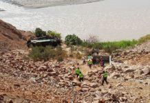Al menos 44 personas murieron en un accidente de autobús en Perú. Wiki Noticias.