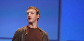 Mark Zuckerberg, fundador de Facebook. Imagen de archivo.