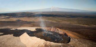El volcán Puu Oo. Imagen de archivo.