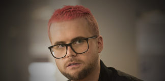 Christopher Wylie, exdirector de investigación de Cambridge Analytica. Rimay Pampa.