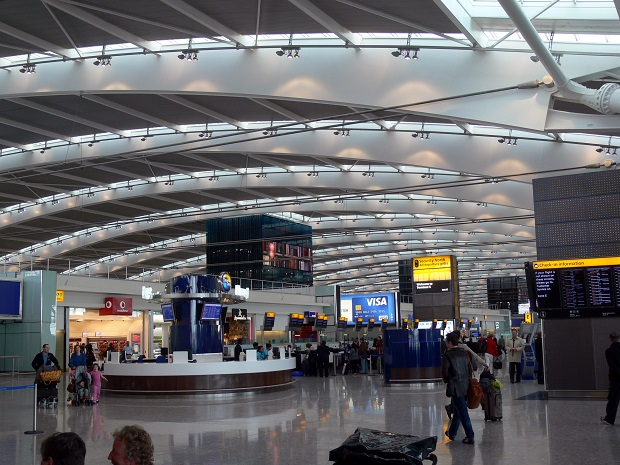 ACULCO Media - Heathrow Terminal 5