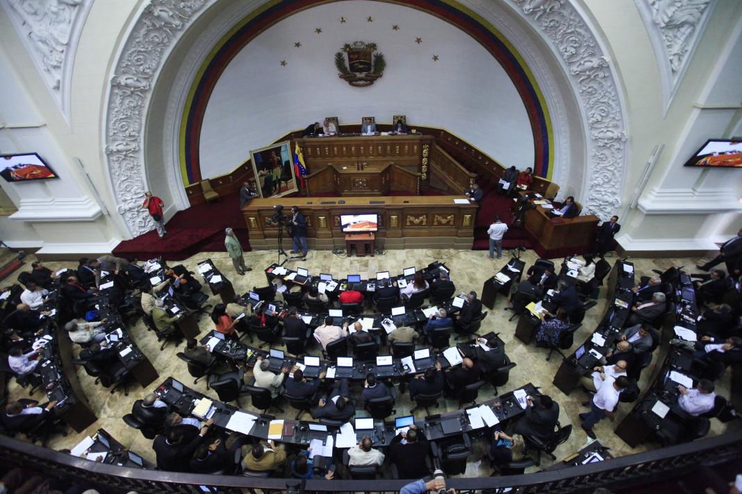 Parlamento de Venezuela. Fotografia de reporteronoreste.com