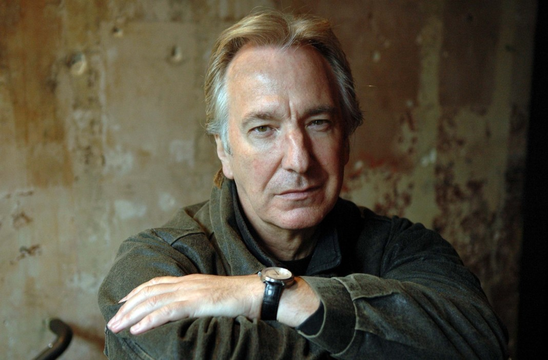 Muere el actor Alan Rickman