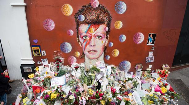 Despedida a David Bowie