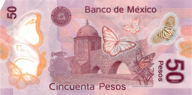 México no puede contener la devaluación de su moneda.