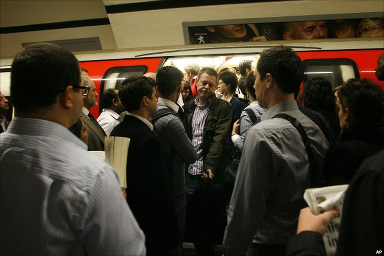 Delays in the underground