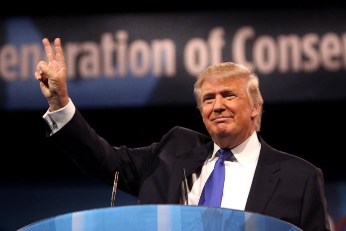 Donald Trump, precandidato republicano de EEUU