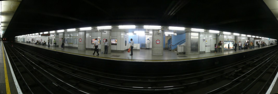 Trabajadores de mantenimiento del metro de Londres a favor de una huelga