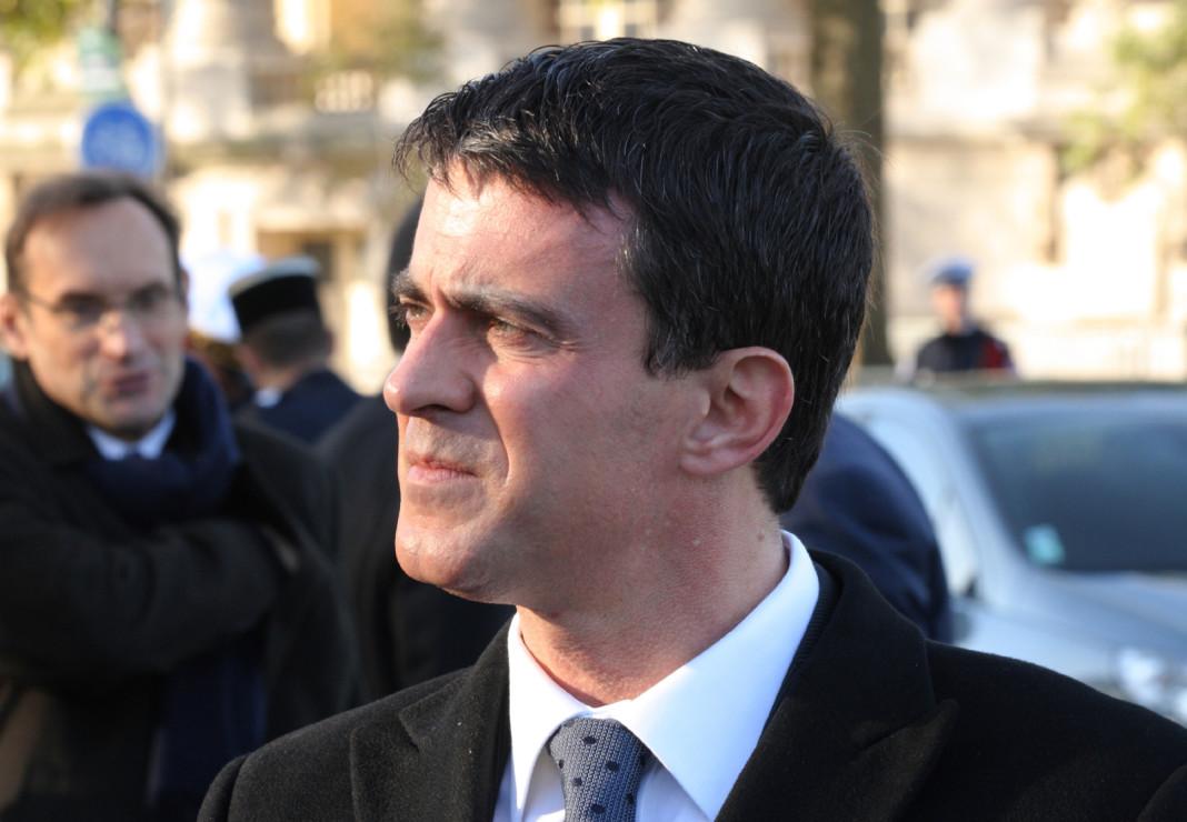 Primer ministro de Francia, Manuel Valls