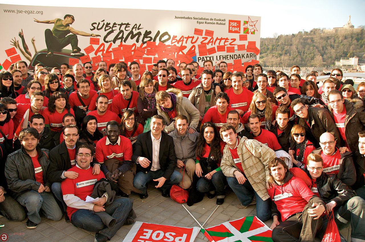 Patxi López, nuevo presidente del Congreso de los Diputados español