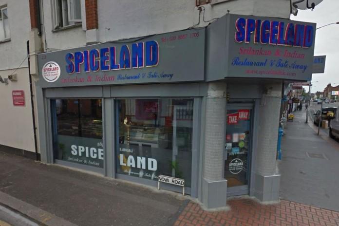 Restaurante Spiceland en Croydon