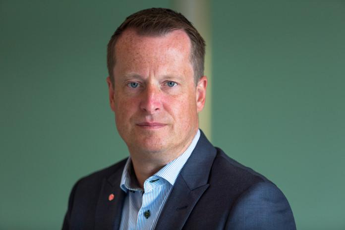 Anders Ygeman, ministro de Interior sueco