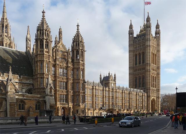 Nueva sede para los diputados británicos por la remodelación de Westminster