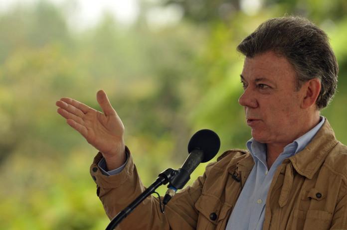 El presidente de Colombia cuenta con las FARC en la lucha contra el narcotráfico